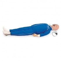 Full Body Airway Larry Airway Management Manikin without Electronic Connections