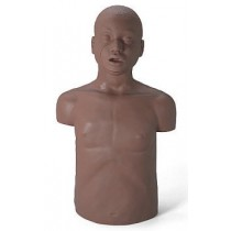 CPR Manikin Adult Torso David African American with Electronics