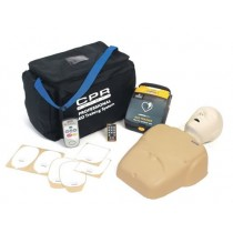CPR Prompt CPR/AED Training System Plus - Tan