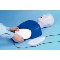 AED Trainer Electrode Peel-Off Pads - Philips