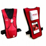 Act+Fast Anti Choking Trainer BackPad, Carry Bag & 10 Plugs